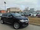 Used 2013 Lincoln MKX NAVI-CAMERA-DVD- NO ACCIDENT for sale in Scarborough, ON