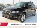 Used 2016 Audi Q5 LEATHER& HEATED SEATS for sale in Edmonton, AB