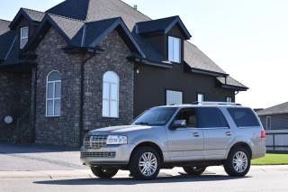 Used 2008 Lincoln Navigator ULTIMATE for sale in Estevan, SK