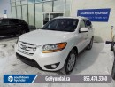 Used 2010 Hyundai Santa Fe LIMITED for sale in Edmonton, AB