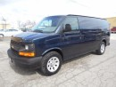 Used 2009 Chevrolet Express 1500 ALL WHEEL DRIVE Cargo 5.3L Loaded ONLY 92,000KMs for sale in Etobicoke, ON