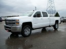 Used 2016 Chevrolet Silverado 3500 Crew Cab Long Box 4x4 for sale in Stratford, ON
