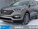 Used 2017 Hyundai Santa Fe Sport 2.4 SE LEATHER SUNROOF BACKUP CAMERA for sale in Edmonton, AB