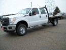 Used 2015 Ford F-350 XL Crew Cab 4x4 | 9' Flatbed for sale in Stratford, ON