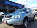 Used 2008 Lexus RX 350 LUXURIOUS LOADED AWD LUXURY for sale in Surrey, BC