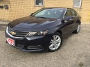 Used 2016 Chevrolet Impala LT for sale in Kitchener, ON