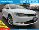 Used 2016 Chrysler 200 C| NAPPA LEATER|FOG LAMPS| PREM SOUND for sale in Burlington, ON