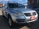 Used 2004 Volkswagen Touareg LOADED Leather Sunroof Alloys All Power Opt. for sale in Scarborough, ON