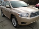 Used 2008 Toyota Highlander Hybrid LIMITED for sale in Toronto, ON