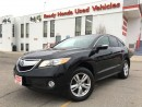 Used 2013 Acura RDX Tech Pkg - Navigatioon - Leather - Sunroof for sale in Mississauga, ON