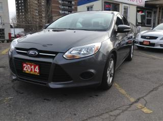 Used 2014 Ford Focus SE HEATED SEATS, CRUSE, ALLOY RIMS for sale in Scarborough, ON