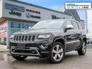 Used 2014 Jeep Grand Cherokee DIESEL LOW KMS OVERLAND BEAUTIFUL TRUCK!!! for sale in Markham, ON