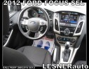 Used 2012 Ford Focus SEL -TOUCH SCREEN 17'ALLOYS SONY +MORE! for sale in Hamilton, ON
