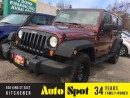 Used 2007 Jeep Wrangler XLimited/2TOPS/METICULOUSLY MAINTAINED!/RARE/STD for sale in Kitchener, ON