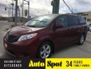 Used 2014 Toyota Sienna MASSIVE INTVENTORY CLEAROUT!/PRICED FOR A QUICK for sale in Kitchener, ON