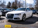 Used 2013 Audi A5 Premium for sale in Ottawa, ON