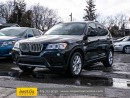 Used 2014 BMW X3 xDrive28i for sale in Ottawa, ON
