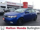 Used 2012 Kia Forte5 SX | 6SP | ALLOYS | LEATHER | SUNROOF for sale in Burlington, ON