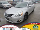 Used 2015 Nissan Altima 2.5 S | SPORTY SEDAN | MUST SEE for sale in London, ON