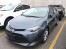 New 2017 Toyota Corolla LE (CVT) for sale in Pickering, ON
