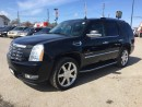 Used 2010 Cadillac ESCALADE LUXURY * AWD * LEATHER * SUNROOF * REAR CAM * DVD * BLUETOOTH * 7 PASS for sale in London, ON