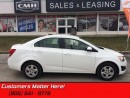 Used 2015 Chevrolet Sonic LT   REAR CAMERA, HEATED SEATS, BLUETOOTH! for sale in St Catharines, ON