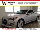 Used 2015 Hyundai Genesis Coupe 3.8| LEATHER| NAVIGATION| SUNROOF| 7,908KMS for sale in Cambridge, ON