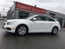 Used 2015 Chevrolet Cruze Low KMs, Fuel Efficient, Low cost of Ownership!! for sale in Surrey, BC