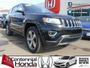 Used 2015 Jeep Grand Cherokee Limited for sale in Summerside, PE
