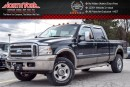 Used 2005 Ford F-350 Super Duty SRW XL |4x4|Crew|KingRanch|Sunroof|Nav|LeatherSts|PkSense| for sale in Thornhill, ON