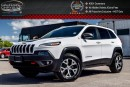 Used 2015 Jeep Cherokee Trailhawk|4x4|Navi|Pano Sunroof|Backup Cam|Bluetooth|R-Start|17