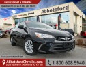 Used 2016 Toyota Camry LE for sale in Abbotsford, BC