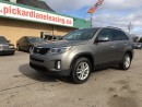Used 2015 Kia Sorento LX for sale in Bolton, ON