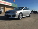 Used 2016 Mitsubishi Lancer $98.85 BI WEEKLY! $0 DOWN! CERTIFIED! LOW MILEAGE! DEALER OF THE YEAR 2015 & 2016! for sale in Bolton, ON