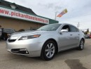 Used 2012 Acura TL Elite for sale in Bolton, ON
