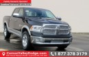 New 2017 Dodge Ram 1500 Laramie LEATHER FRONT & REAR HEATED SEATS, VENTILATED FRONT SEATS, BLUETOOTH for sale in Courtenay, BC