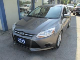 Used 2013 Ford Focus FUEL EFFICIENT SE MODEL 5 PASSENGER 2.0L - DOHC.. FLEX FUEL.. HEATED SEATS.. SYNC TECHNOLOGY.. BLUETOOTH SYSTEM.. for sale in Bradford, ON