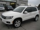 Used 2013 Volkswagen Tiguan 2.0 TSI Highline for sale in Richmond, ON