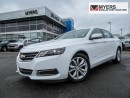 Used 2016 Chevrolet Impala 2LT , V6, alloy wheels, Rear view camera for sale in Ottawa, ON