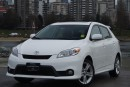 Used 2013 Toyota Matrix FWD 4A S Package for sale in Vancouver, BC