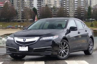 Used 2016 Acura TLX 3.5L SH-AWD w/Tech Pkg *Navigation/Tech All wheel drive!* for sale in Vancouver, BC