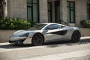 Used 2016 Mclaren 570S - for sale in Vancouver, BC
