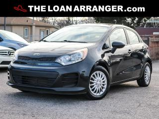 Used 2016 Kia Rio for sale in Barrie, ON