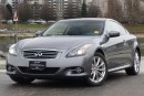 Used 2012 Infiniti G37 X Coupe AWD Premium for sale in Vancouver, BC