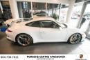 Used 2014 Porsche 911 GT3 w/ Porsche Ceramic Composite Brakes for sale in Vancouver, BC
