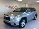 Used 2014 Toyota Highlander LE for sale in Grand Falls-windsor, NL