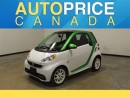 Used 2014 Smart fortwo electric drive Passion for sale in Mississauga, ON