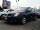 Used 2008 Nissan Sentra 2.0 for sale in Brampton, ON