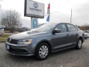 Used 2015 Volkswagen Jetta TRENDLINE+ for sale in Cambridge, ON