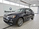 New 2017 BMW X4 M40i for sale in Edmonton, AB